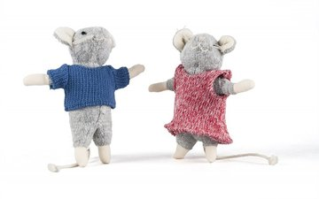 Het muizenhuis, Sam & Julia