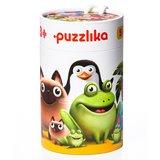 puzzlika - dieren puzzels - 5 puzzels