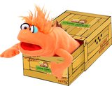 Living Puppets in a box- Mr Orange