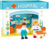 Small Foot Hospitaal speel-set_
