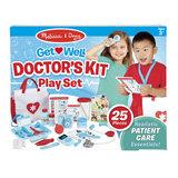 Melissa & Doug dokter speel-set
