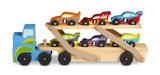 Melissa & Doug raceauto transporter_