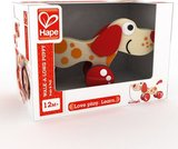 Hape Walk-a-long Puppy_