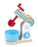 Melissa & Doug houten mixer set