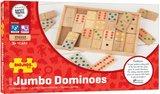 Bigjigs - Domino - Groot