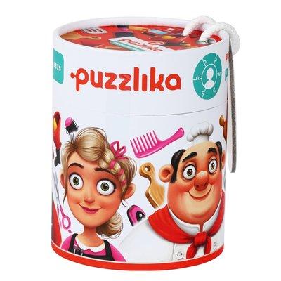 Puzzlika - leer de beroepen