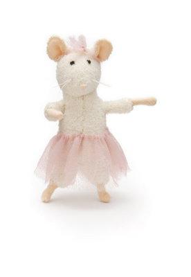 Het Muizenhuis muisje Ella Ballerina