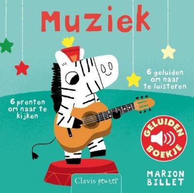 Geluidenboekje: Muziek. 1+