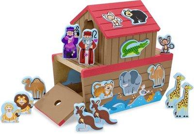 Melissa & Doug - Noah's Ark Shape Sorter