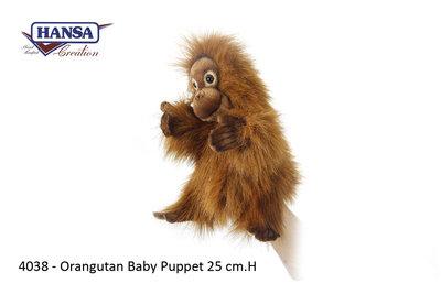 Hansa Handpop Orang-Oetan jong