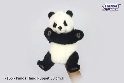 Hansa Handpop Panda