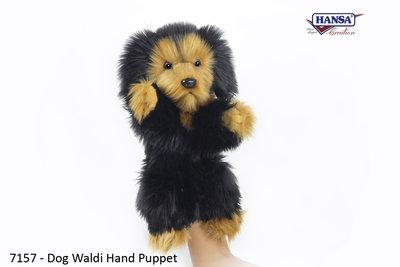 Hansa Handpop Teckel pup