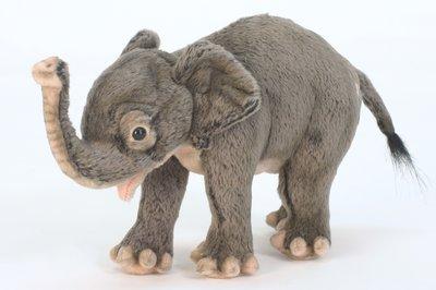 Hansa olifant knuffel