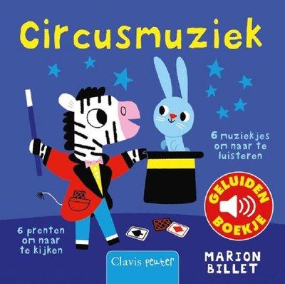Geluidenboekje: Circus. 1+