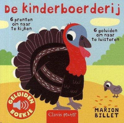 Geluidenboekje: kinderBoerderij 1+