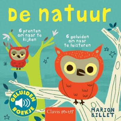 Geluidenboekje: de natuur 1+