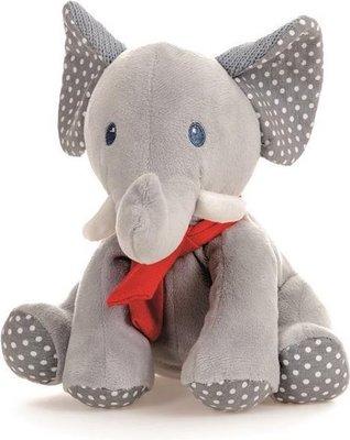 Muziekknuffel Toby de olifant