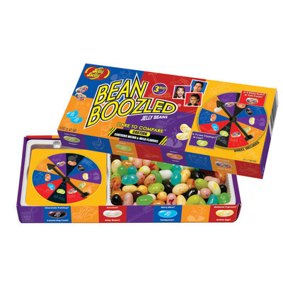 Jelly Belly Bean Boozled challenge