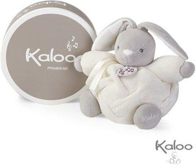 Kaloo Plume - Konijn wit met muziek