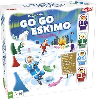 Go Eskimo bordspel
