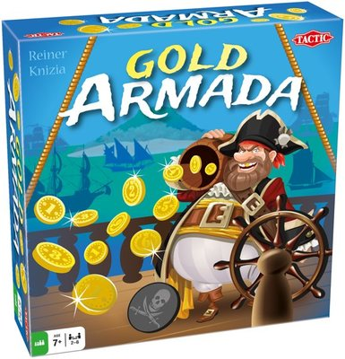 Gold Armada bordspel