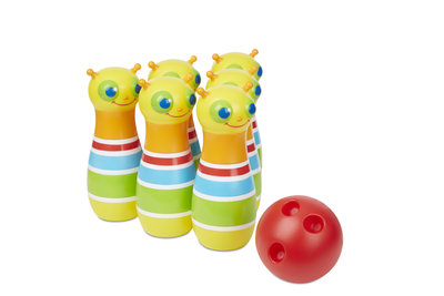 Melissa & Doug - Giddy Buggy Bowling Set