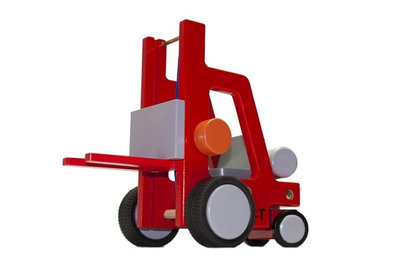 New Classic Toys  Heftruck  Haven Lijn