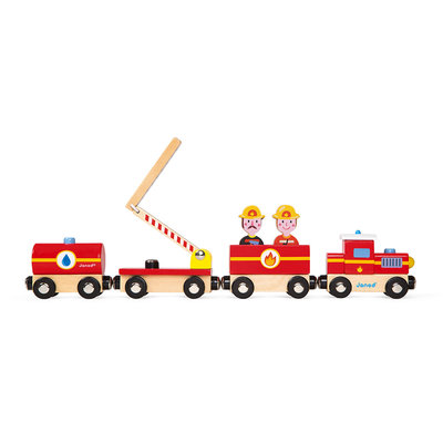 Janod trein Brandweer