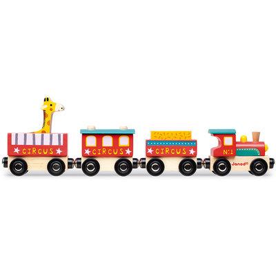 Janod trein Circus