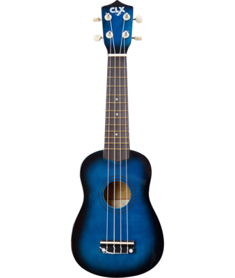 Calista ukelele Blue Burst