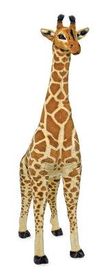 Melissa & Doug Mega Giraffe van 140 cm