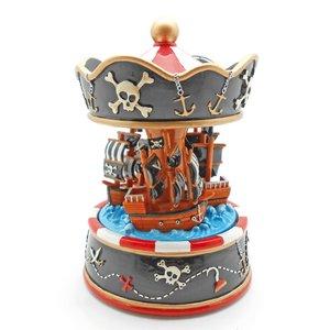 Carrousel piratenboot