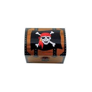 Muziekdoos piratenkist