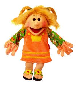 Living Puppet  Jenny- 45 cm
