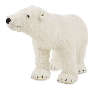 Melissa & Doug, grote ijsbeer knuffel