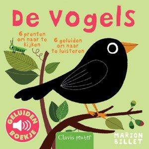 Geluidenboekje: De vogels 1+