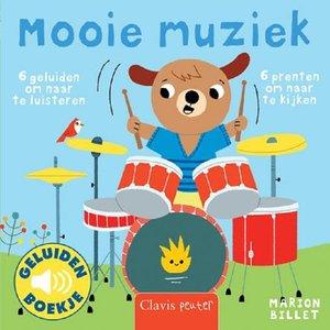 Geluidenboekje: Mooie muziek 1+
