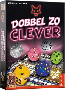 999 Games, Dobbel zo Clever