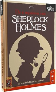 999Games Adventure by Book: Sherlock Holmes Actiespel