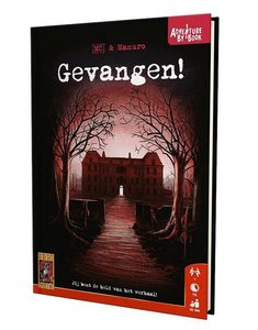 999Games Adventure by Book: Gevangen