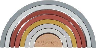 Little Dutch Pure & Nature Houten Regenboog