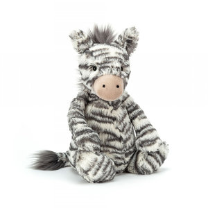 Jellycat Bashful Zebra Medium