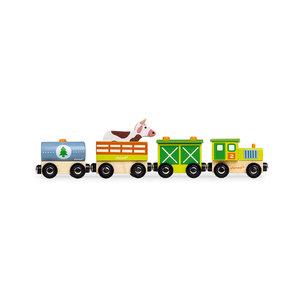Janod trein Boerderij