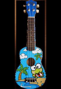Calista ukelele Frog